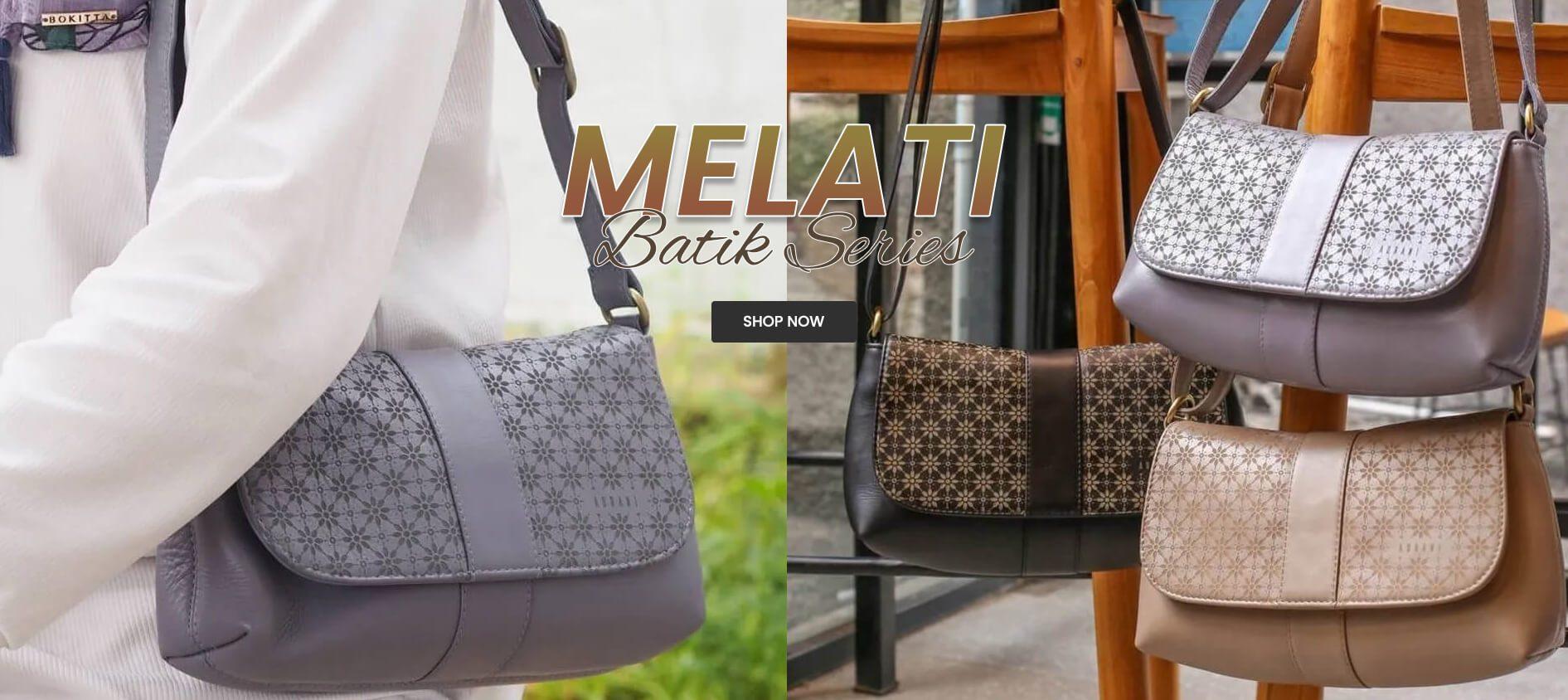melati batik series